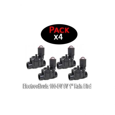 """Electroválvula 100-DV 9V 1"""" Rain Bird (Pack de 4 Unidades)"""