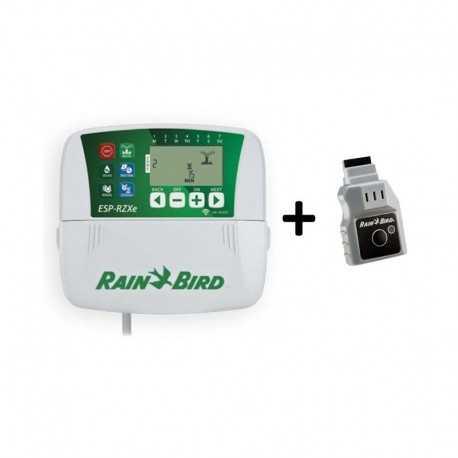 Programador ESP-RZXE8 Interior + Módulo LNK Wifi Rain Bird