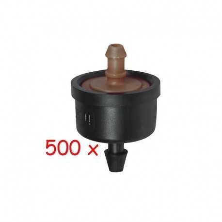 Gotero Autocompensante 3,2 l/h iDROP. 500 unidades