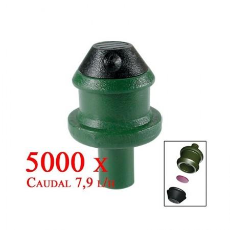 Gotero Autocompensante Goce 8 l/h con emisor. 5000 unidades