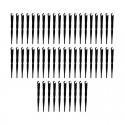 Estaca de riego por goteo para microtubo (Pack x 50)