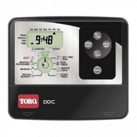 Programador riego TORO DDC-4-220V de 4 estaciones Interior