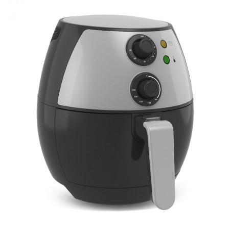 Friggitrice ad aria dietetica senza olio ad alte prestazioni da 1300 W 2 litri
