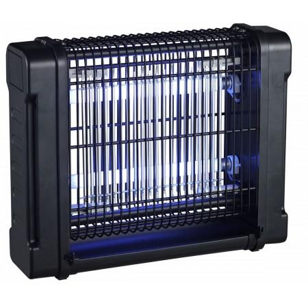 Antizanzare elettrico industriale da 12 W, luce UV, lampada antizanzare