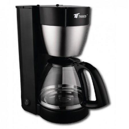Caffettiera elettrica 1,40 litri per 10-12 tazze