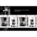 MACCHINA DA CAFFÈ ELETTRICA 1,20 LITRI PER 10-12 TAZZE