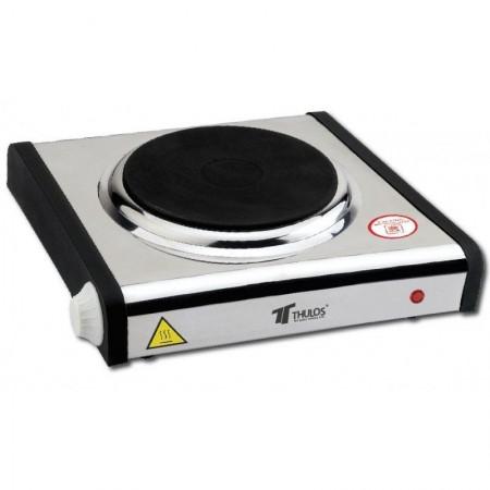 Fornello elettrico inox 1 bruciatore