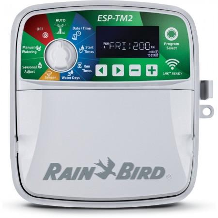Programador Rain Bird ESP-TM2 4 estaciones exterior