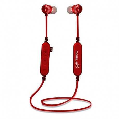 Auriculares In Ear deportivos MB-EPB106 color rojo