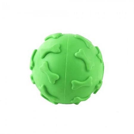 Pelota para perro con sonido 6 cm. Colores se sirven según disponibilidad
