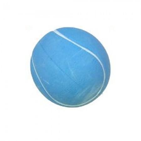 Pelota de goma para perro 6,3 cm. Colores se sirven según disponibilidad