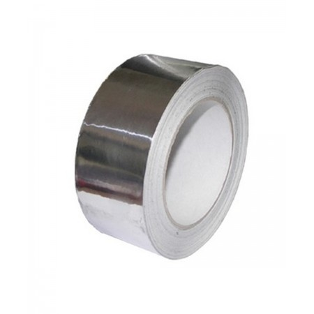 Cinta aluminio 50 mts x 50 mm