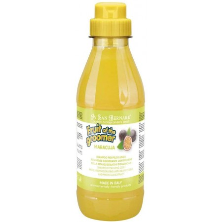 Champú Fruit of the groomer de maracuyá 500 ml