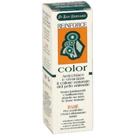 Colorante cobre Reinforce para perros 30 ml