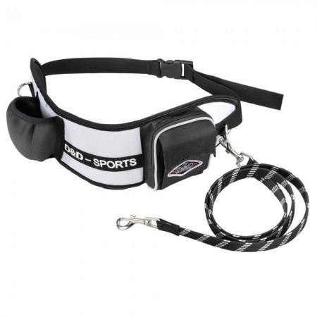 Cinturón con correa para perro Active Walker