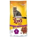 Pienso para gatos esterilizadors Lara con pato y pollo 10 kg