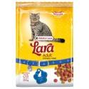 Pienso para cuidado del tracto urinario para gatos Lara con pollo 350 grs