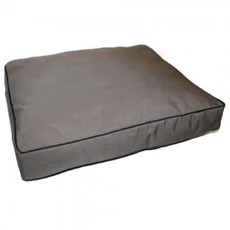 Colchón de TexSilk Torcal color marrón 80 x 60 x 10 cms