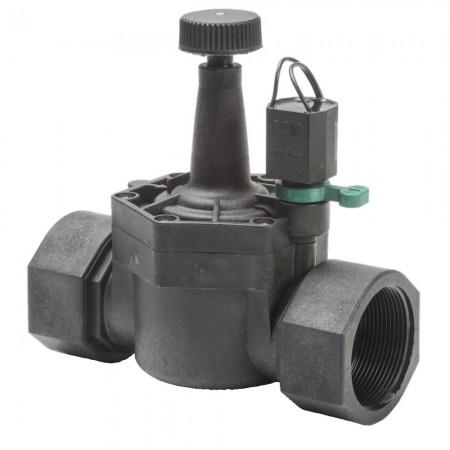 "Electroválvula Rain RN 160 Plus 24V 1 1/4"" con regulador de caudal"