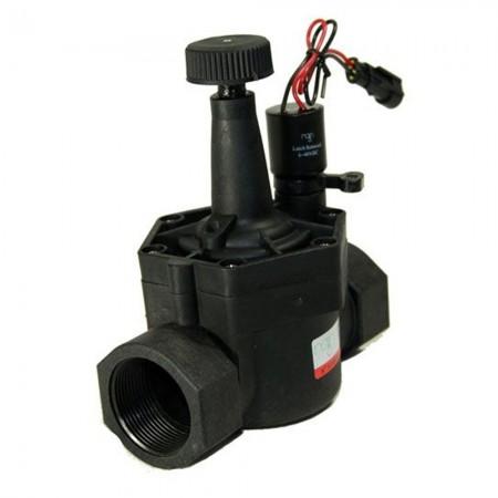 """Electroválvula Rain RN 160 Plus 9V 1 1/2"""" con regulador de caudal y regulador de presión"""
