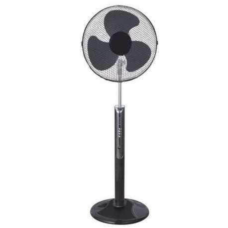 Ventilatore da pavimento di design da 45 W con telecomando