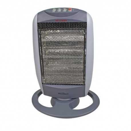 Calefactor radiador eléctrico Jupiter 1200W 3 barras
