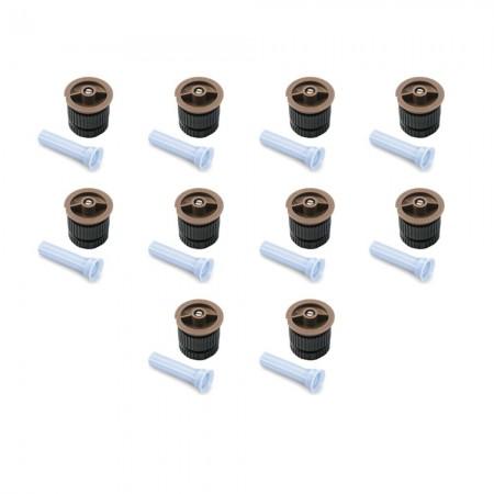 Tobera difusores 12 VAN. Alcance 3,70 mts (Pack x 10)