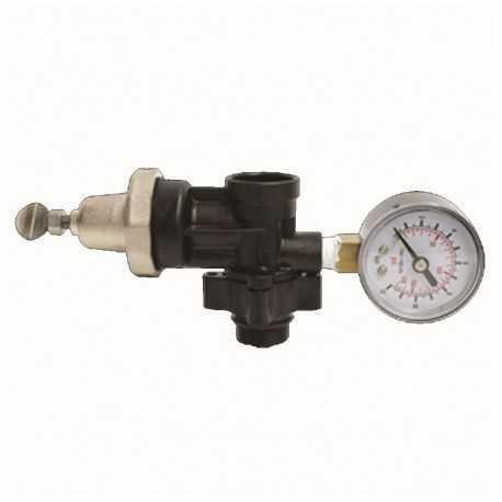 Regulador de presión para electroválvulas Rain