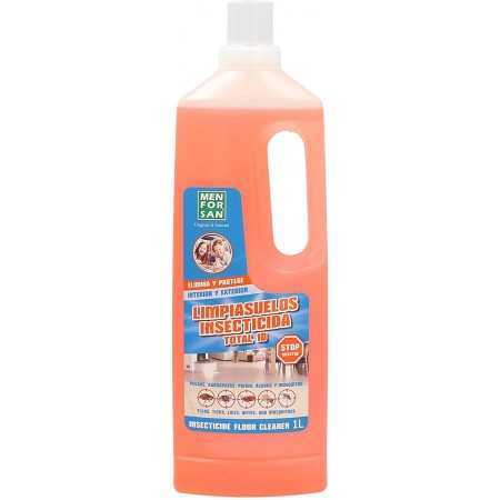 Menforsan limpia suelos insecticida total 10 botella 1 lt