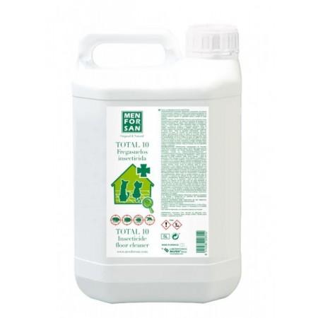 Menforsan limpia suelos insecticida total 10 botella 5 lt