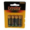 Alkaline batterijvoeding AA (blister 4 stuks)