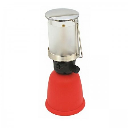 Campinglamp met piezo