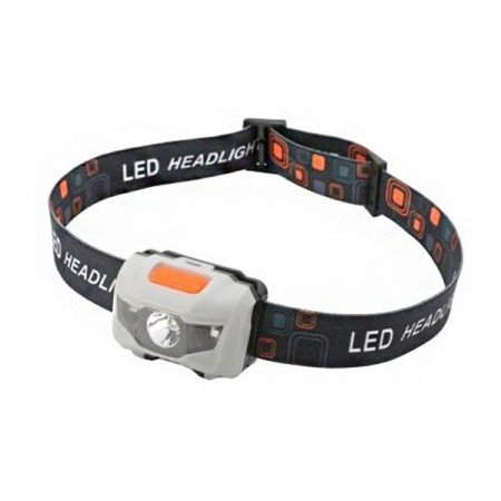 Torcia frontale 1 led 1w 3 x aaa
