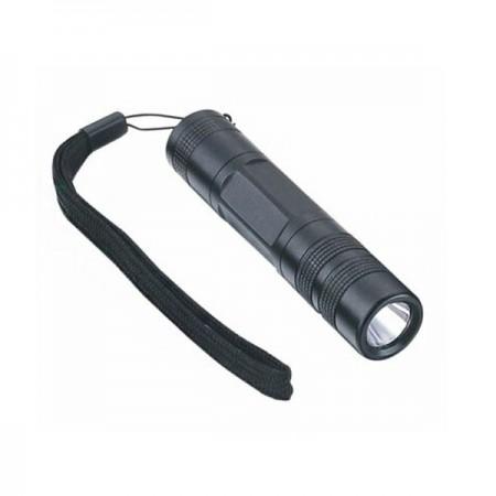 Lanterna alu mini 1 led 1w 1xaa