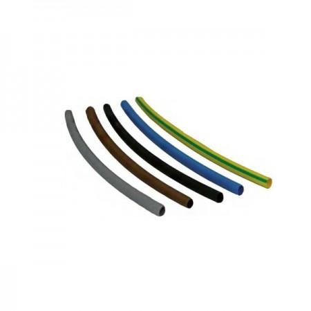 Tubo termoretráctil de 9.8 - 10 uds - colores surtidos