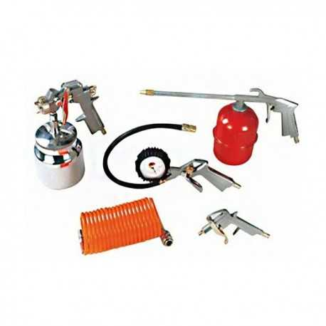 Kit compressore Mercafix 5 pz