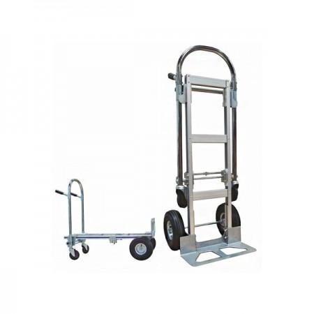 Carrello industriale e piattaforma 200 kg