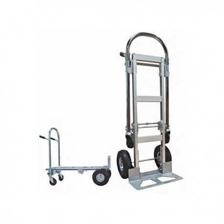 Carro y plataforma industrial - 200 kg