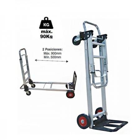 Carro - plataforma brico - 90 kg