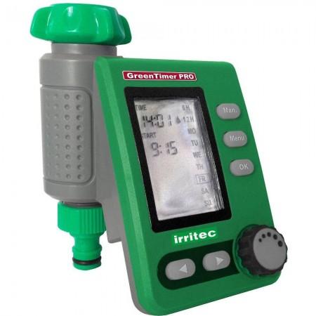 Programador para grifo Irritec Green Timer PRO electrónico