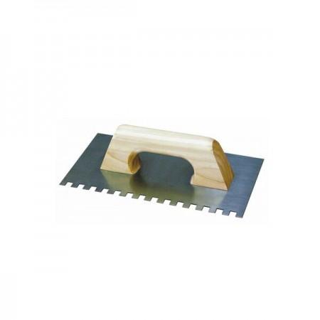 Spatola dentata per utensili 280 x 115