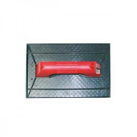 Talocha plástico rectangular