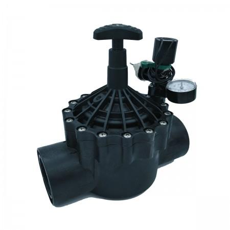 """Electroválvula Rain RN 180 24V 2"""" con regulador de presión"""