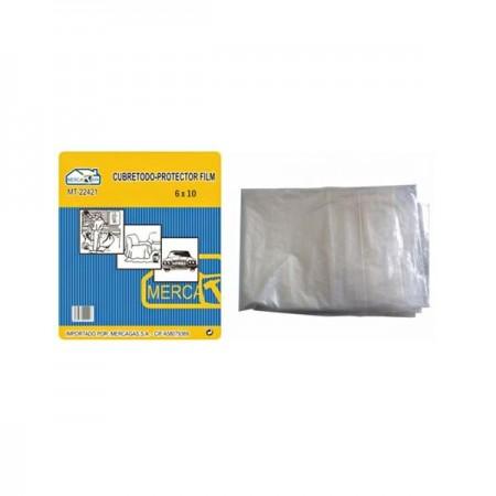 Cubretodo protector film 6x10