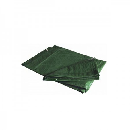 Tendalino Eco 4 x 6 metri 80 gr verde