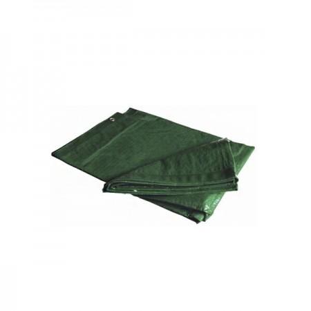 Toldo eco 5 x 8 mts 80 gr verde