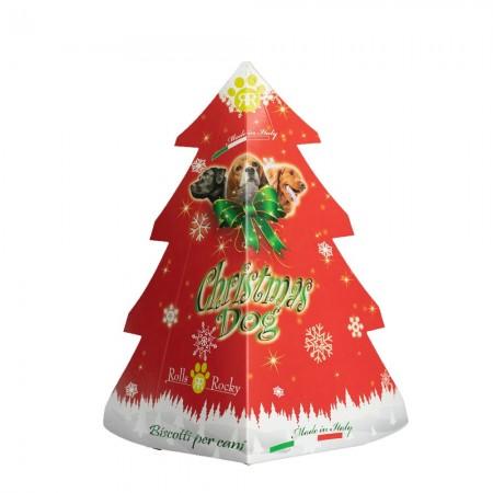 Snacks para perro de galletas navideñas 150 gr
