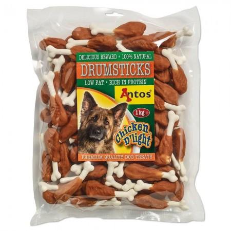 Snacks para perro muslitos de pollo 1 kg