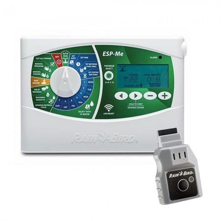 ESP-MEU 4 Controller + LNK Wifi Rain Bird Module