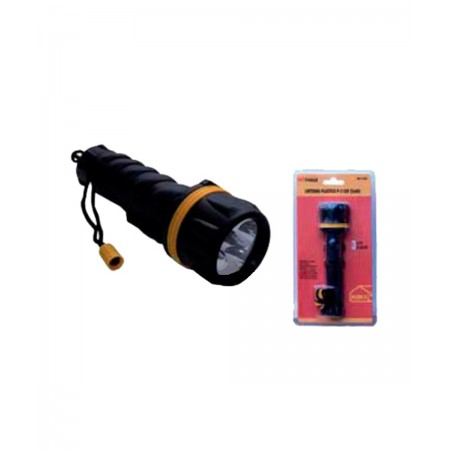 Torcia in plastica a 3 led